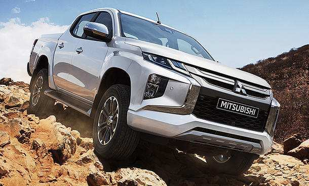68 New Mitsubishi L200 Sportero 2020 New Model And Performance