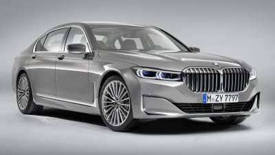 68 The 2019 Bmw 7 Series Changes Images