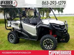 68 The 2019 Honda Pioneer Engine
