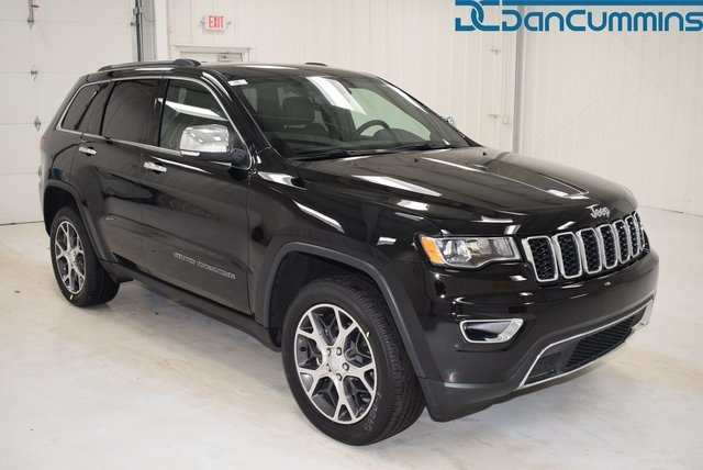 68 The 2019 Jeep Grand Cherokee Interior Images
