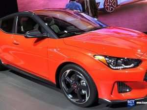 68 The 2019 Kia Veloster Overview