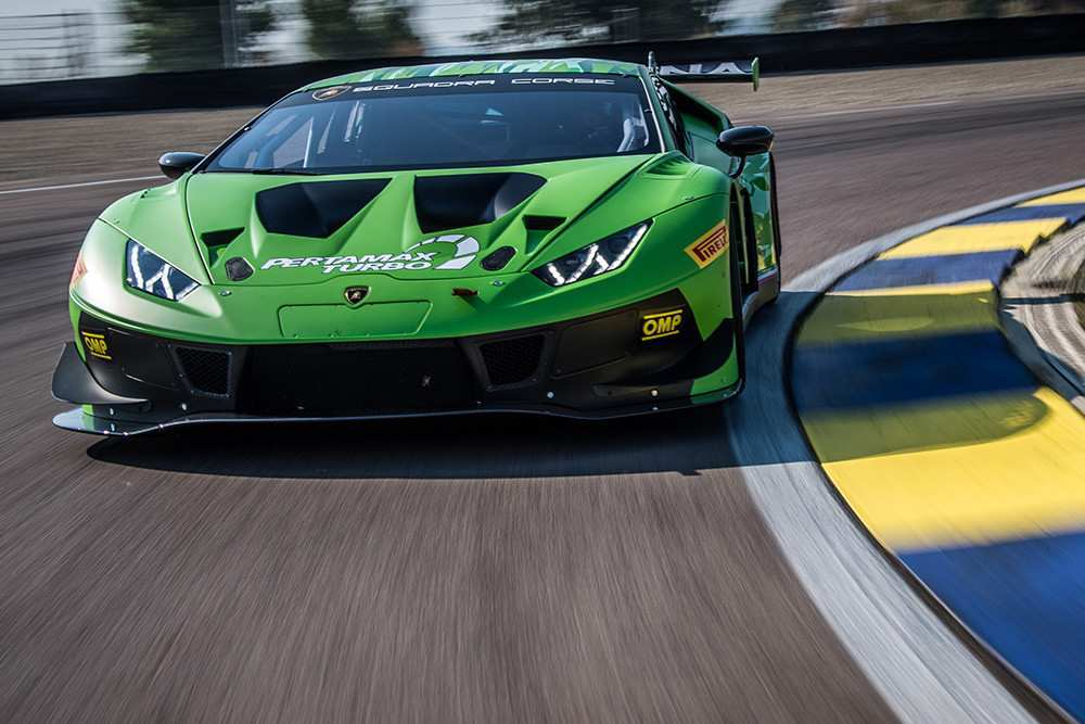 68 The 2019 Lamborghini Huracan Gt3 Evo Exterior and Interior