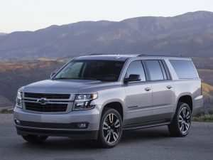 68 The 2020 Chevrolet Suburban Redesign Review and Release date