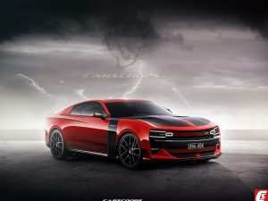 68 The 2020 Chrysler 300 Performance and New Engine