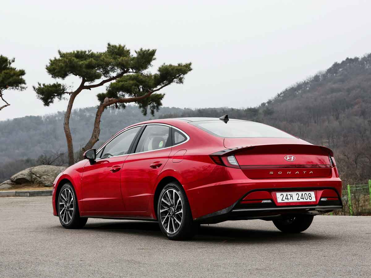 68 The 2020 Hyundai Sonata Review Price
