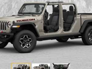 68 The 2020 Jeep Gladiator Build And Price Redesign and Concept