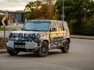 68 The 2020 Land Rover Road Rover Style