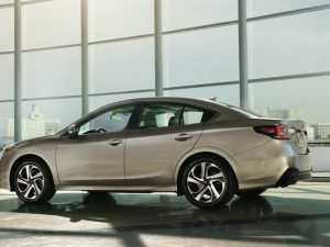 68 The 2020 Subaru Legacy Redesign Review and Release date