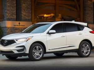 68 The Acura Mdx Changes For 2020 Release Date