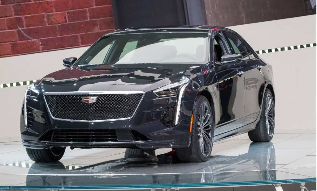 68 The Best 2019 Cadillac Ct8 Interior Release