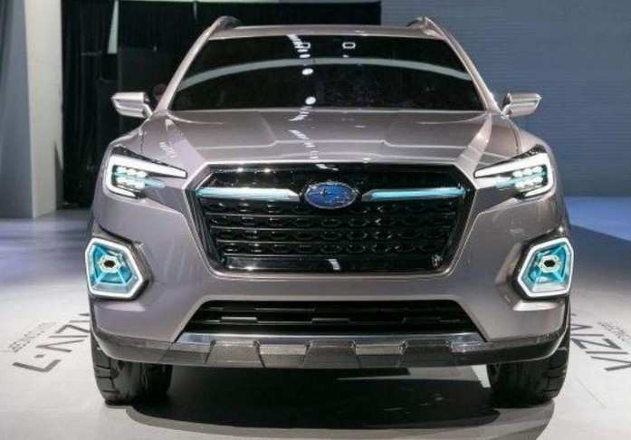 68 The Best 2019 Subaru Release Redesign and Concept