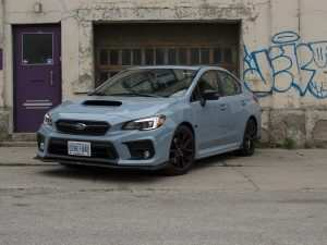 68 The Best 2019 Subaru Sti Review Redesign