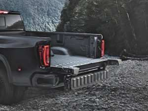 68 The Best 2020 Gmc Sierra Tailgate Performance and New Engine