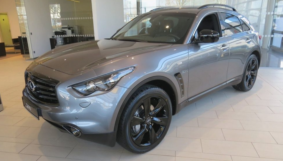 68 The Best 2020 Infiniti Qx70 Redesign Review