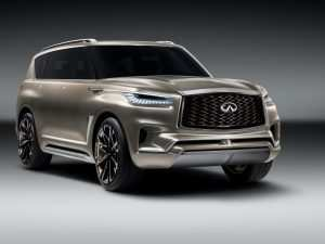 68 The Best 2020 Infiniti Qx80 New Body Style Engine