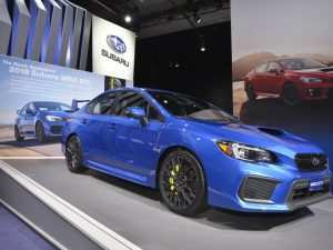 68 The Best 2020 Subaru Wrx Redesign Specs and Review