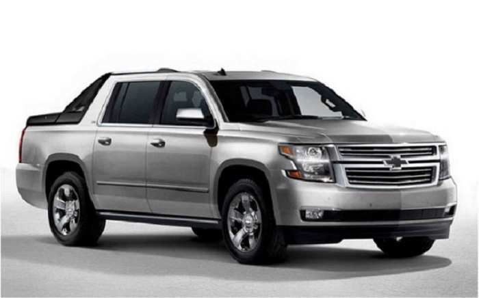 68 The Best Chevrolet Avalanche 2020 Specs