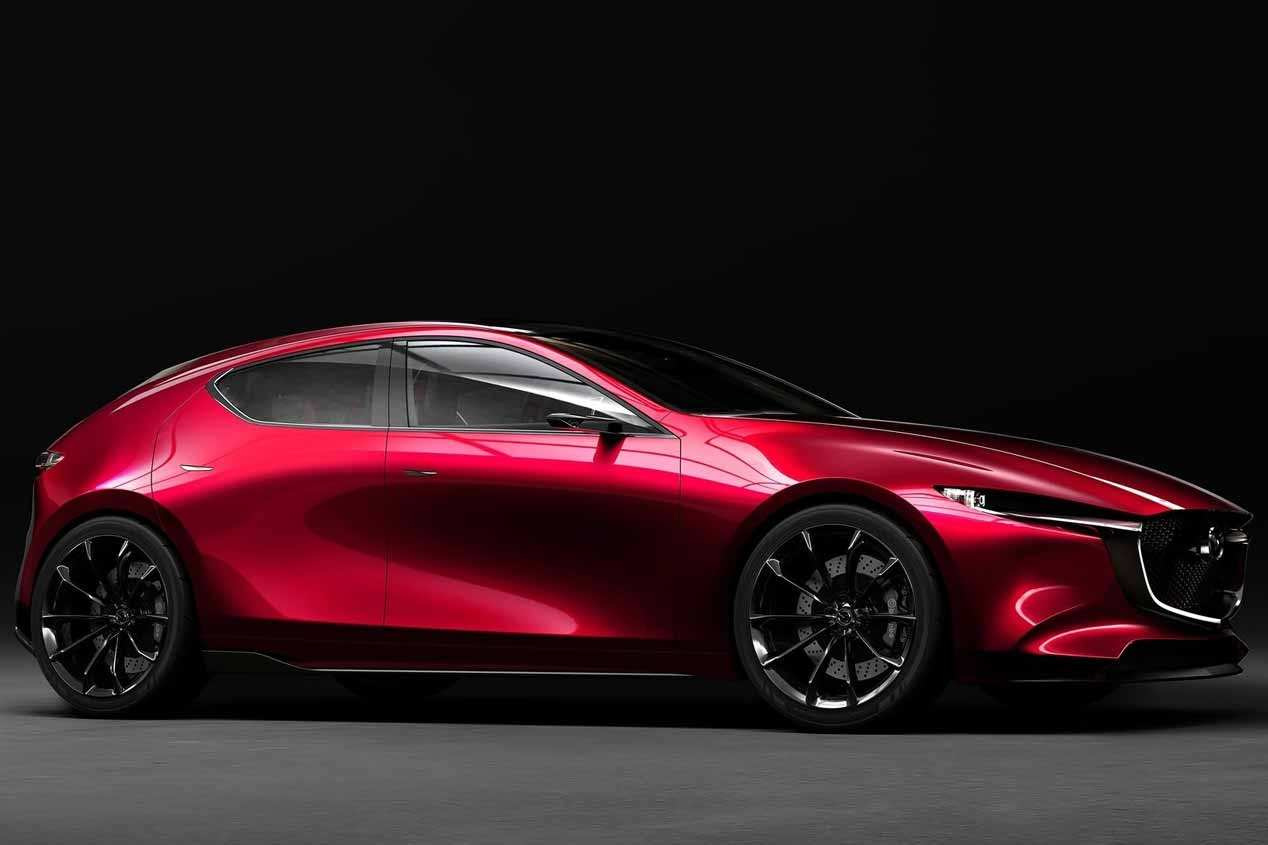68 The Best Cuando Sale El Mazda 3 2019 Interior