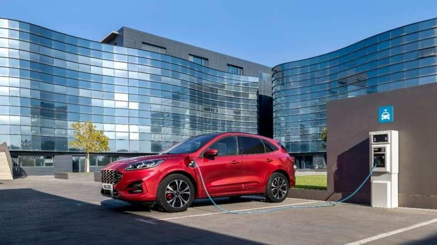 68 The Best Ford Plug In Hybrid 2020 Model