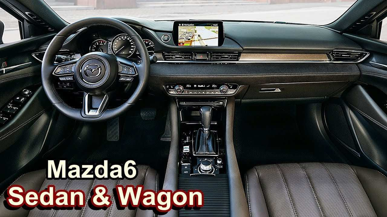 68 The Best Mazda 6 2019 Interior Specs And Review