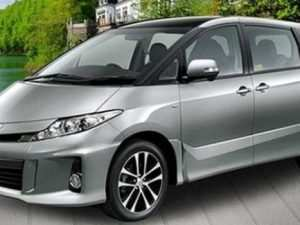 68 The Best Toyota Estima 2019 Rumors