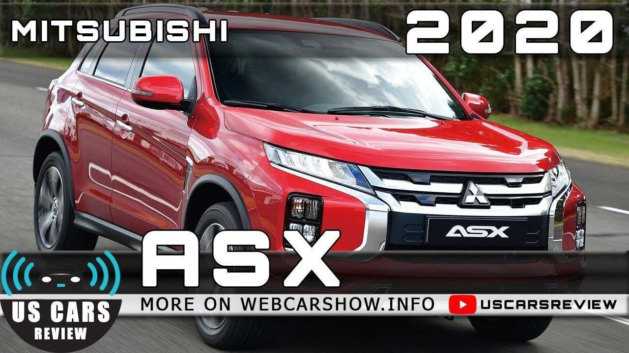 68 The Best Uusi Mitsubishi Asx 2020 Model