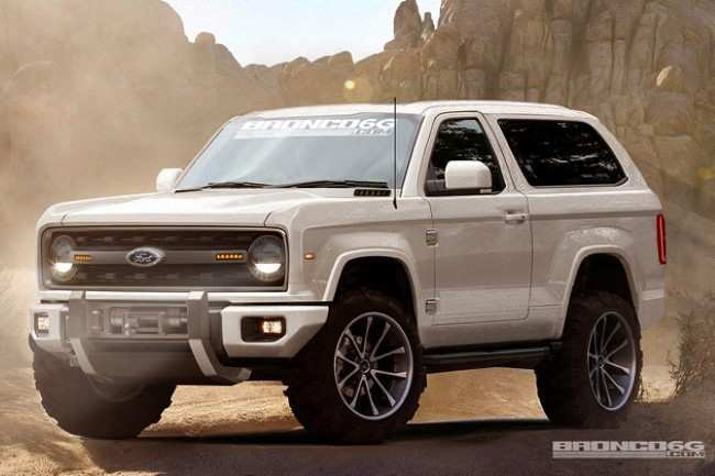 68 The Best When Will The 2020 Ford Bronco Be Released New Review