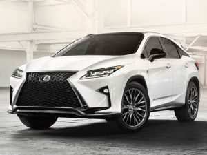 68 The Best When Will The 2020 Lexus Rx Come Out Price Design and Review