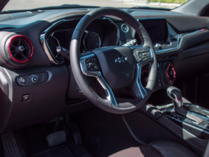 Chevrolet Blazer 2020 Interior