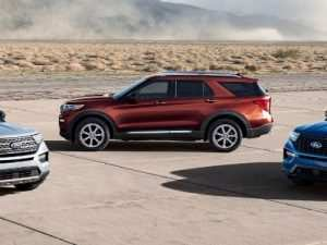 68 The Ford Explorer 2020 Release Date Style