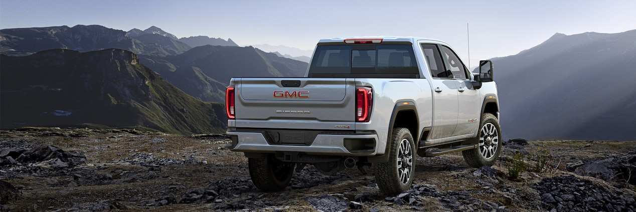 68 The Gmc Truck Colors 2020 Review