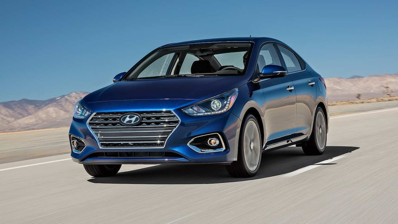 68 The Hyundai Accent 2020 Photos