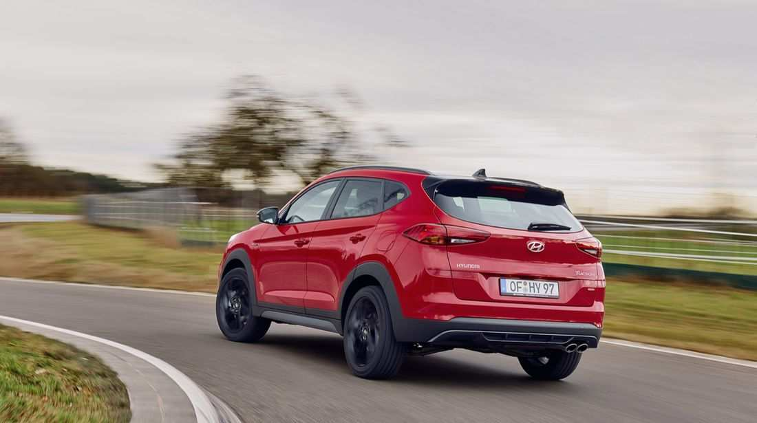 68 The Hyundai Tucson N Line 2020 New Model And Performance