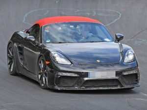 68 The Porsche Boxster 2019 Concept and Review