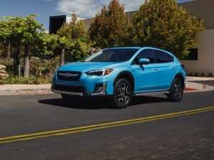 68 The Subaru Electric Car 2019 Spy Shoot