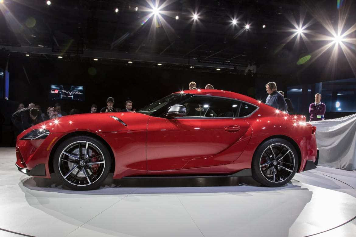 68 The Toyota Supra 2020 Engine Performance and New Engine