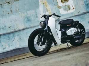 2019 Honda Super Cub Top Speed