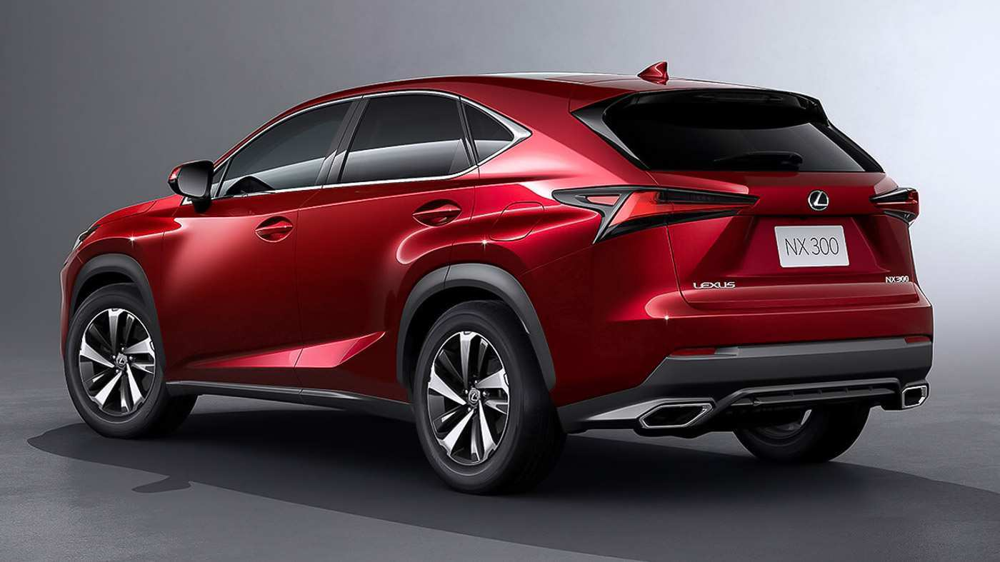 69 A 2019 Lexus Nx New Review