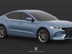 69 A 2019 Mitsubishi Galant Concept and Review