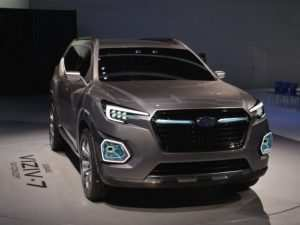 69 A 2020 Subaru Pickup Wallpaper