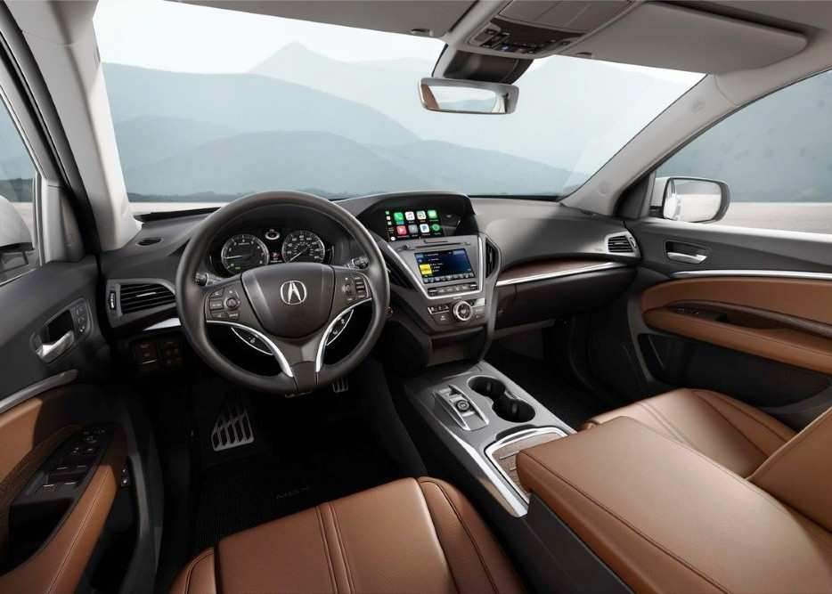 69 A Acura Mdx Changes For 2020 Configurations