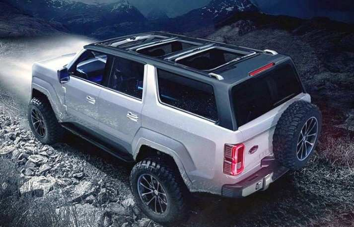 69 A Ford Bronco 2020 4 Door Redesign And Concept
