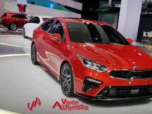 69 A Kia Mexico Forte 2019 New Model and Performance
