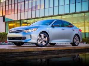 69 A Kia Optima Hybrid 2020 New Model and Performance