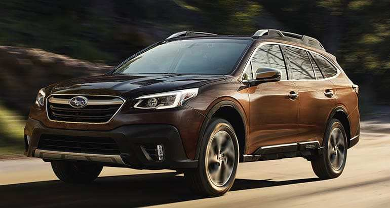69 A Subaru Outback Update 2020 Pictures