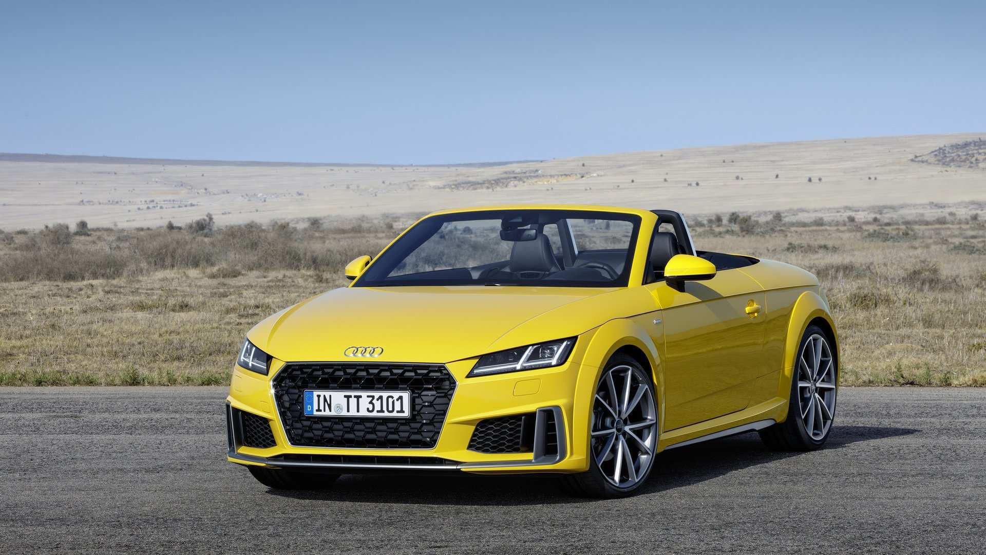69 All New 2019 Audi Tt Configurations