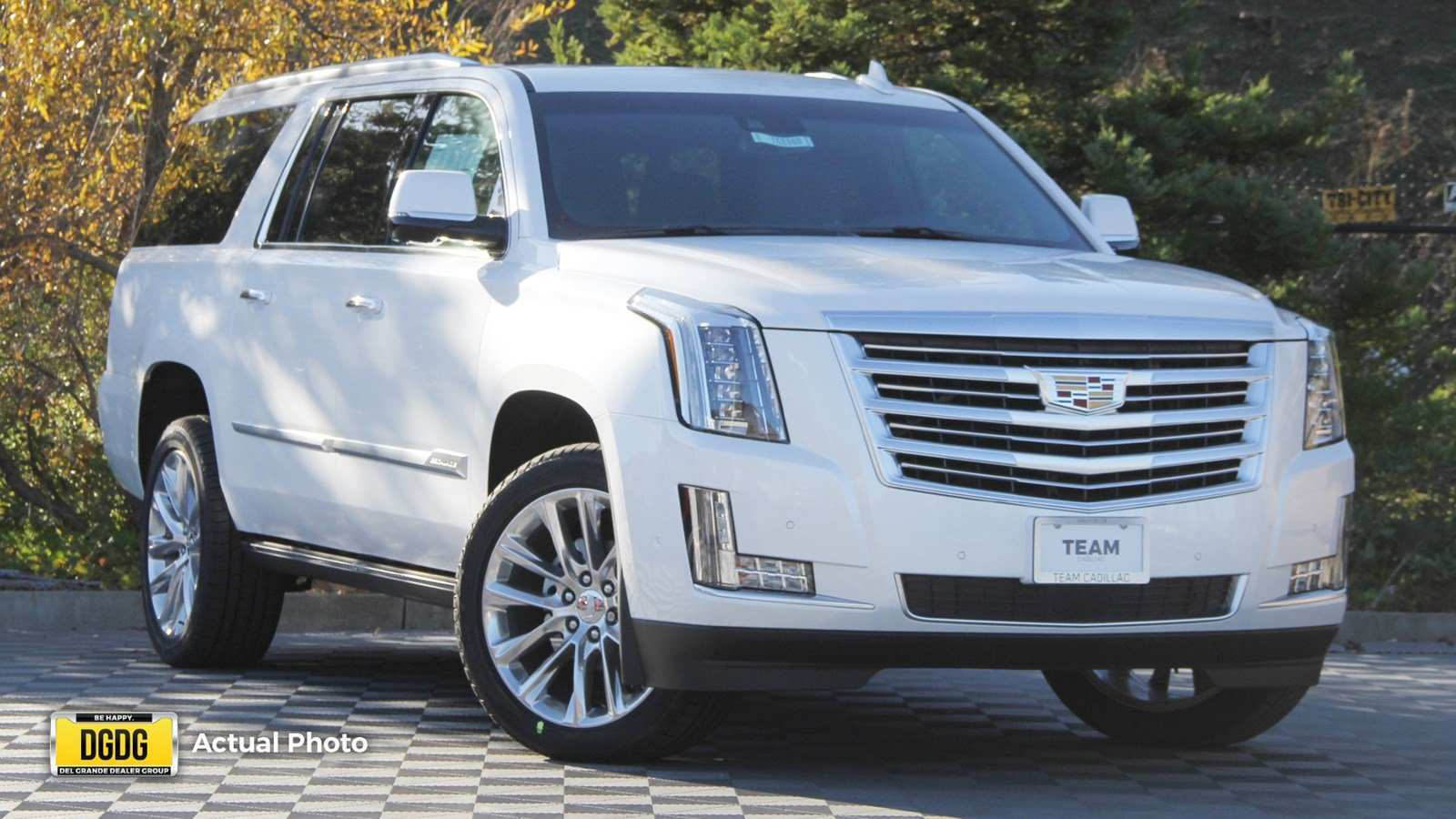 69 All New 2019 Cadillac Esv Overview