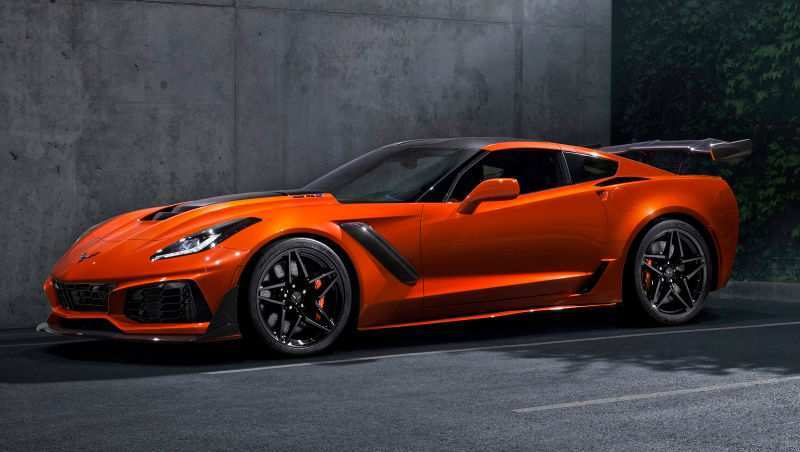 69 All New 2019 Chevrolet Corvette Zr1 Price Release Date And Concept