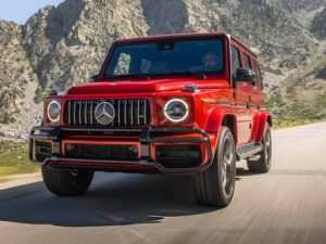 69 All New 2019 Mercedes G Class Redesign and Review