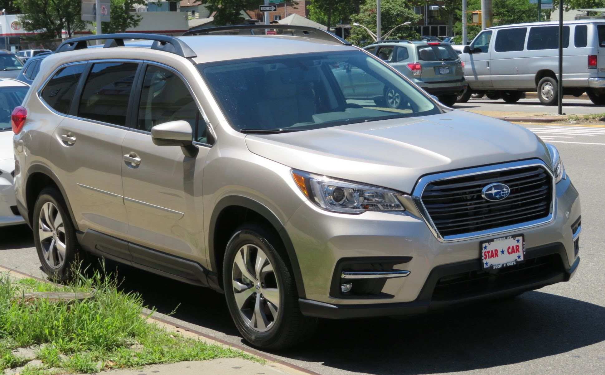 69 All New 2019 Subaru Ascent Engine Specs Release